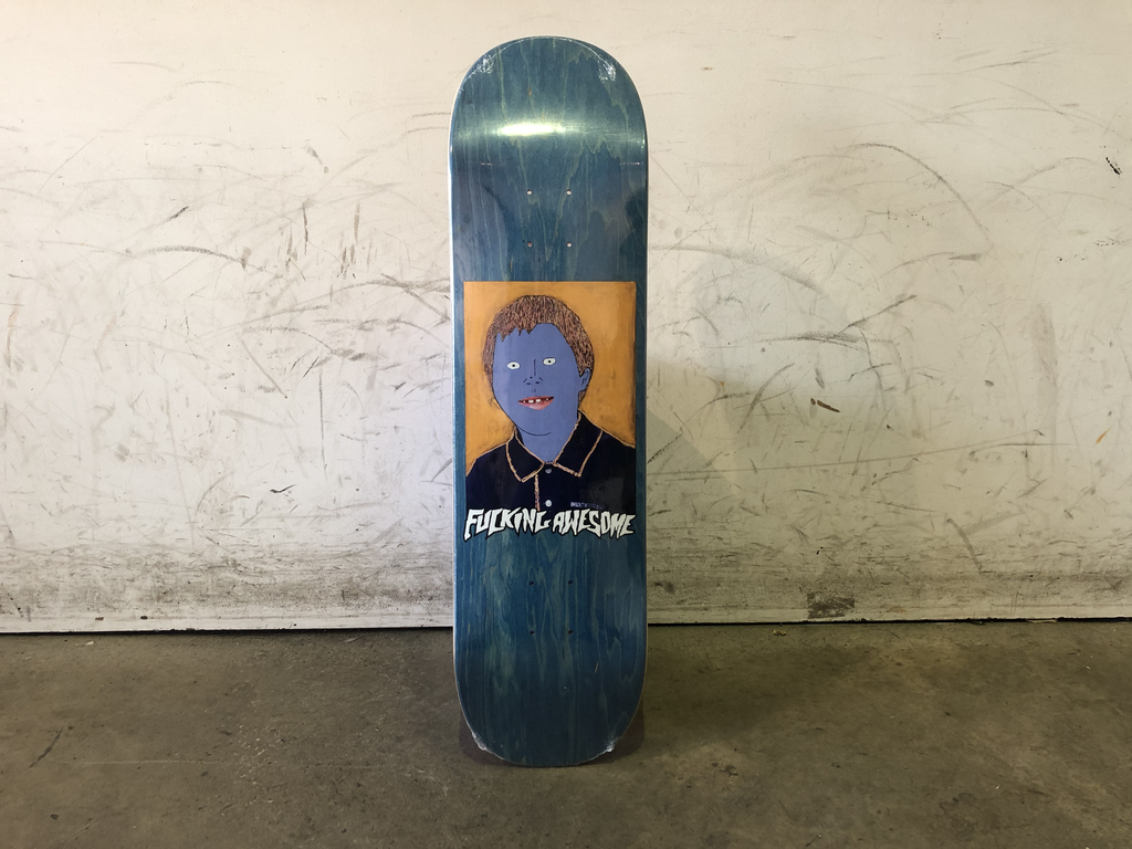 Fucking Awesome Skateboard 8.18 - Painted Elijah