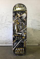 Anti Hero Skateboard 8.38 - Aguardiente Cardiel