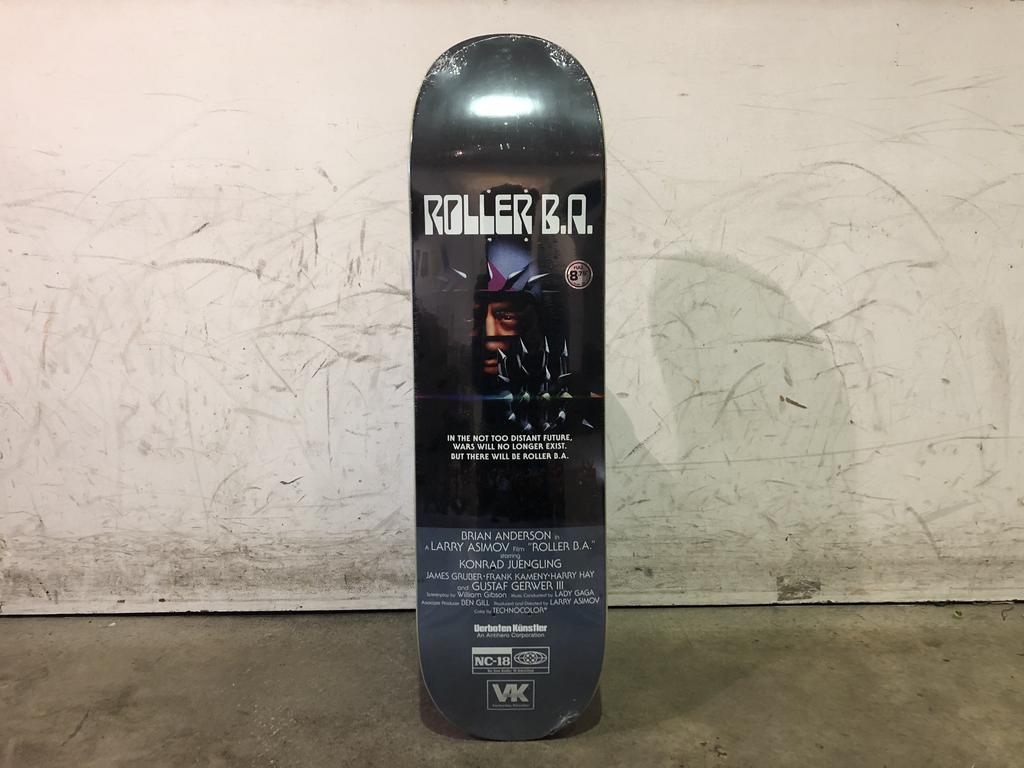Anti Hero Skateboard 8.75 - Drive In BA