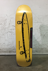 Girl Skateboard 8.5 - Crailtap Gold