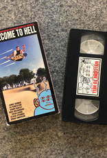 """Toy Machine """"Welcome to Hell"""" VHS"""