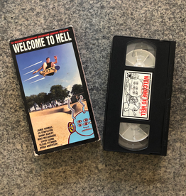 "Toy Machine ""Welcome to Hell"" VHS"