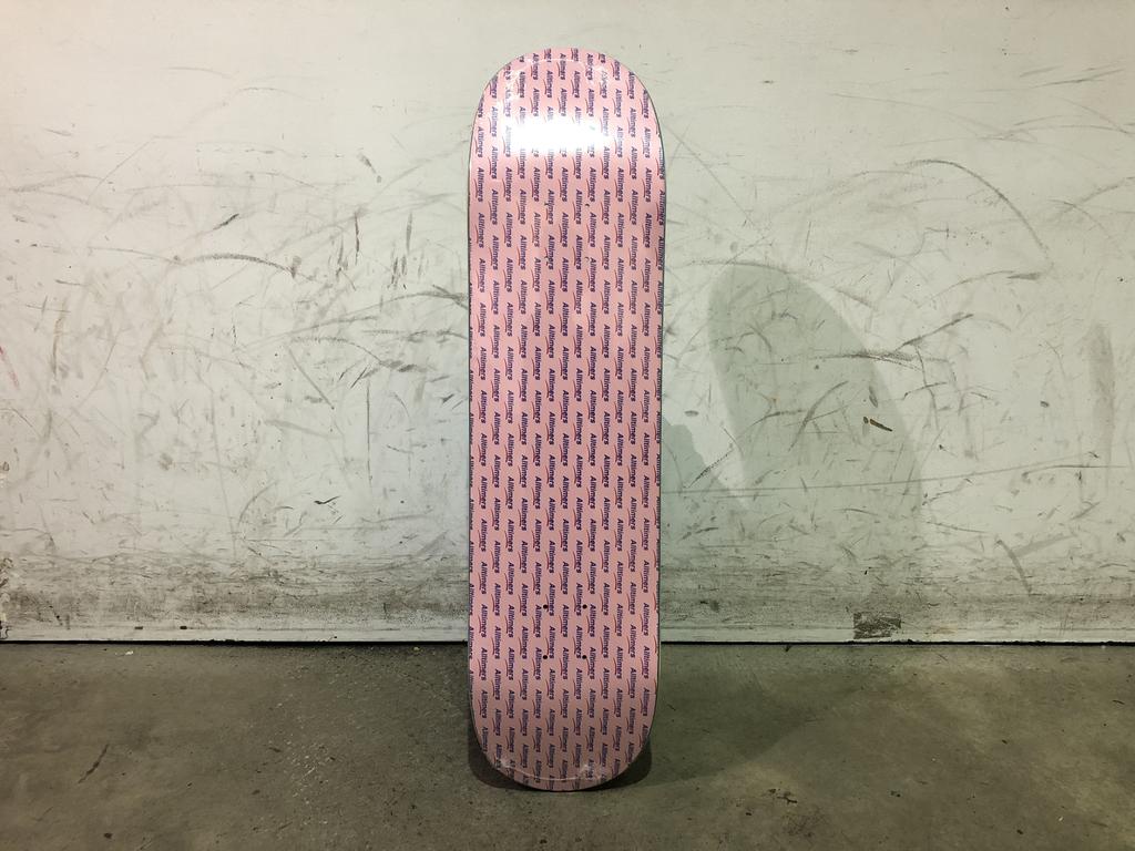 Alltimers Skateboard 8 - Repeat