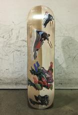 Alltimers Skateboard 8.1 -Shoe Wars