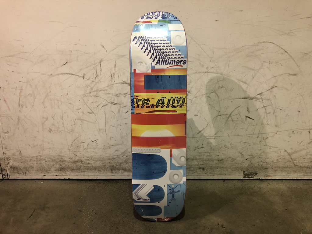 Alltimers Skateboard 8.1 - Glitch