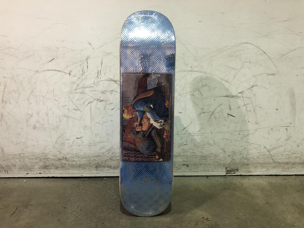 Fucking Awesome Skateboard 8.18 - Eye