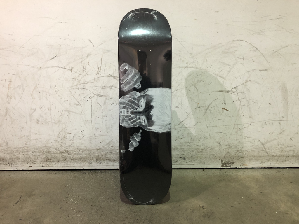 Fucking Awesome Skateboard 8.25 - Safe Place Dipped Black