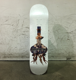 Fucking Awesome Skateboard 8.0 - Berle Dipped White
