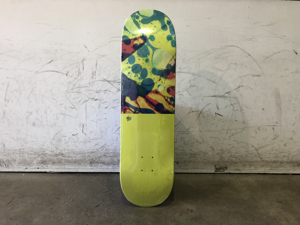 The Killing Floor Skateboard 8.75 - Sensory Lab 9 deck