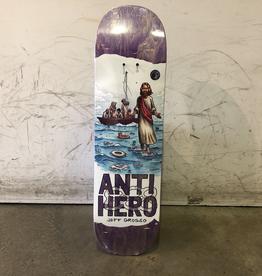 Anti Hero Skateboard 8.75 - Grosso Plastics
