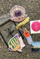 Alltimers Sticker Set