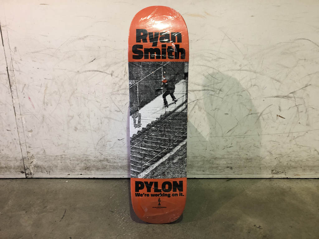Pylon Skateboard - Ryan Smith 9.0
