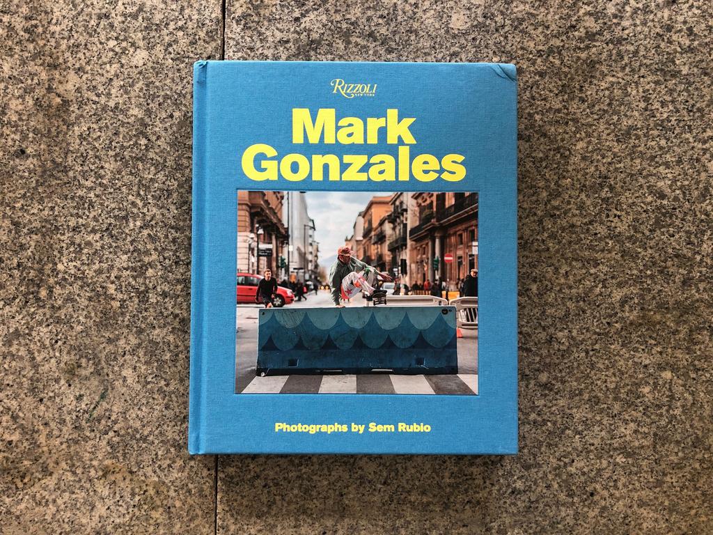 Mark Gonzales Book - Sem Rubio