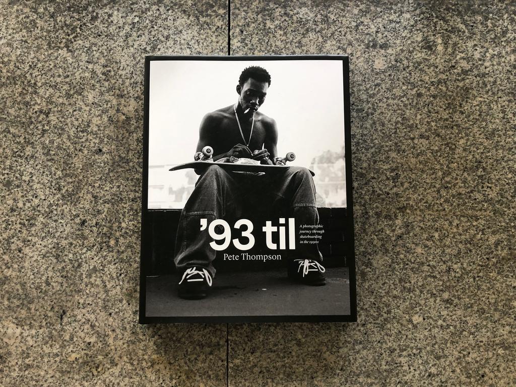 93 Til Book - Pete Thompson