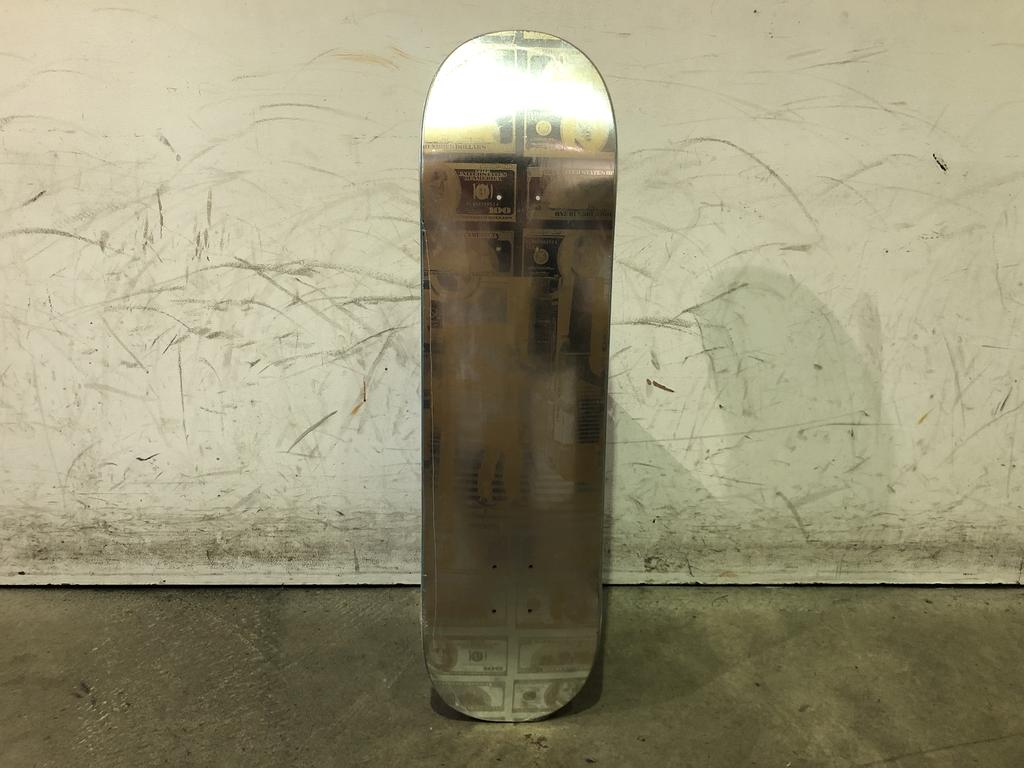 Fucking Awesome Skateboard 8.25 - TJ Peace Out