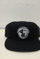 Fucking Awesome World Entertainment Hat - Black