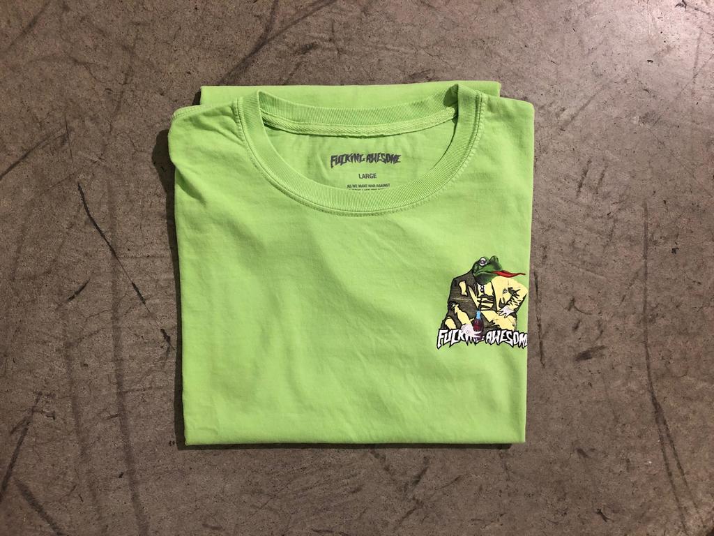 Fucking Awesome Frogman T-Shirt