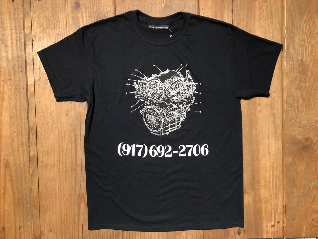 917 Engine Dialtone Tee
