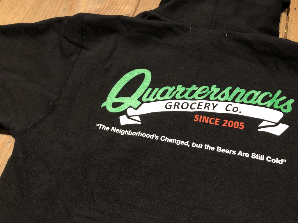 Quartersnacks Grocery Hood