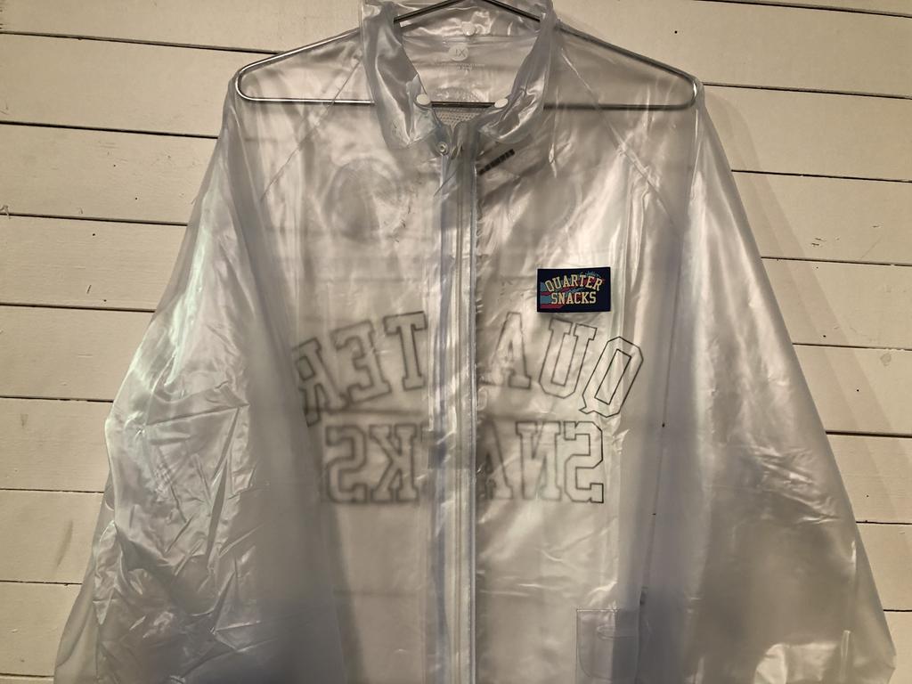 Quartersnacks Invisible Raincoat