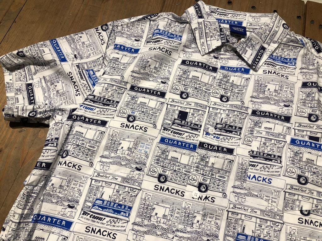 Quartersnacks Vendor Button Up Shirt