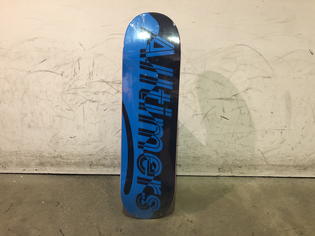Alltimers Skateboard 8.5 - Navy Wave Estate