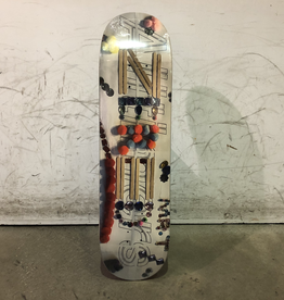 Alltimers Skateboard 8.38 - Crafts Zered