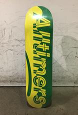 Alltimers Skateboard 8.1- Green Wave Estate
