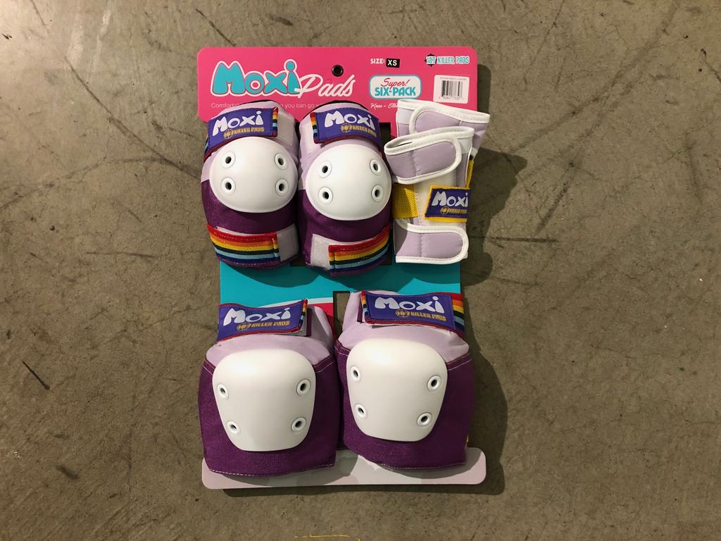 187 Moxi Pad Set - Lavender XS