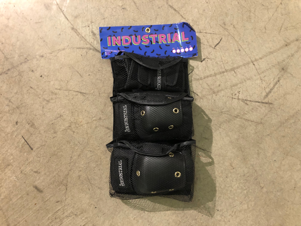 Industrial youth pads full set / M