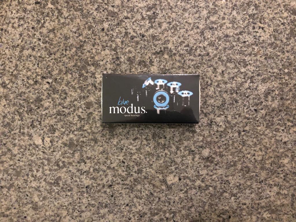 Modus Blue Bearings