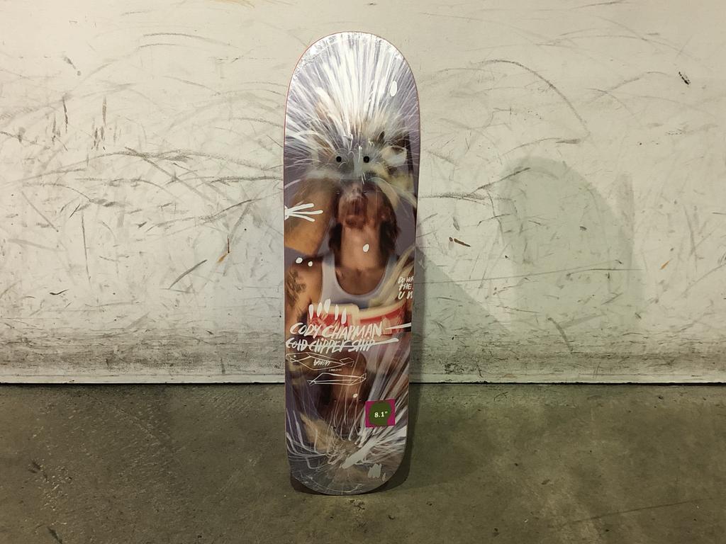 Uma Skateboard - Cody Chapman