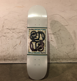 Politic Skateboard 8.5 - Ettman Unity
