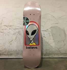 Alien Workshop Skateboard 8.125 - Believe Hologram