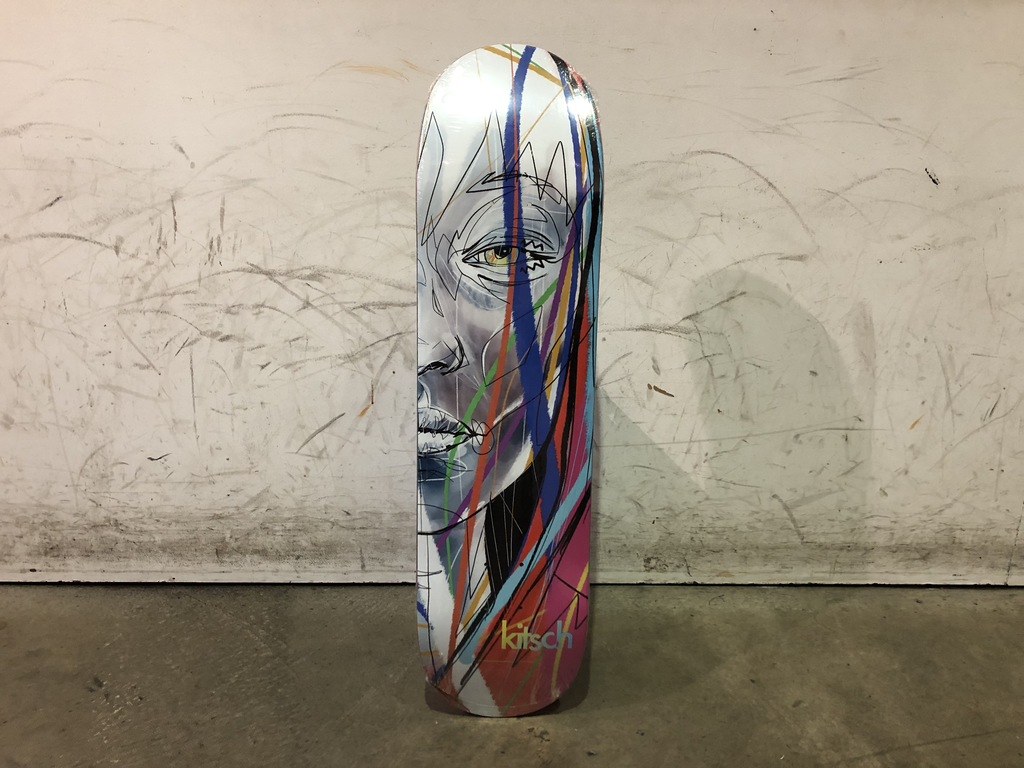Kitsch Skateboard 8.18 - Face