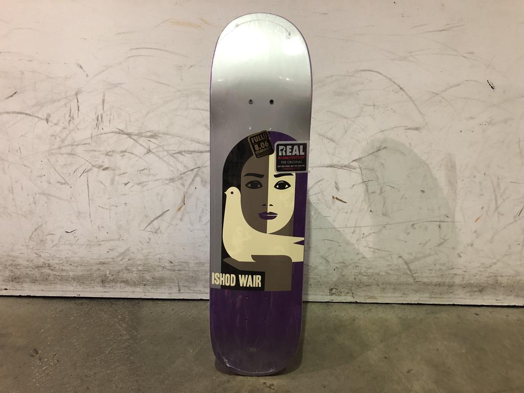 Real Skateboard 8.06 - Ishod