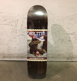 Politic Skateboard 8.25 - Norman Stamp