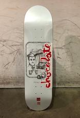 Chocolate Skateboard 8.375 - Perez Big Dreams
