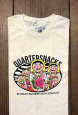 Quartersnacks Russian Doll Tee