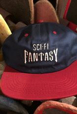 Sci-Fi Fantasy Biker Hat