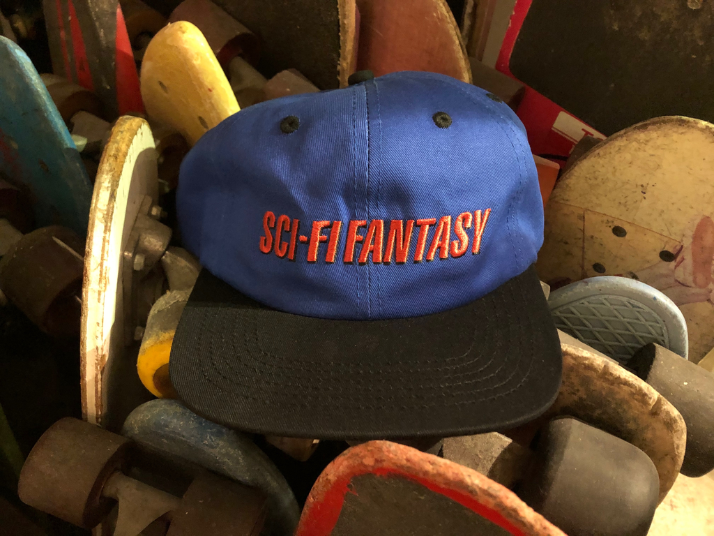 Sci-Fi Fantasy Fast Hat
