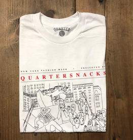 Quartersnacks Presented By Tee