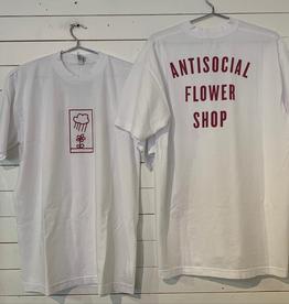 Antisocial Flower Shop Tee