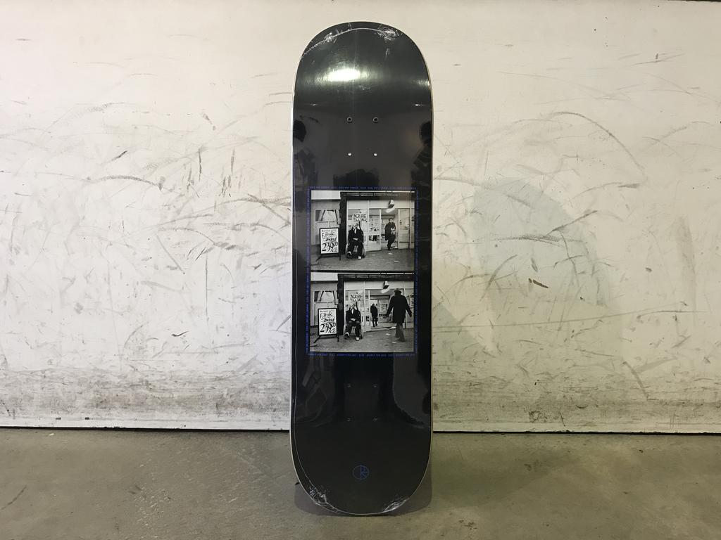Polar Skateboard 9.0 - Klez Kidney for Sale - Black
