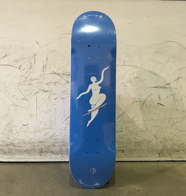Polar Skateboard 8.5 - No Comply Blue