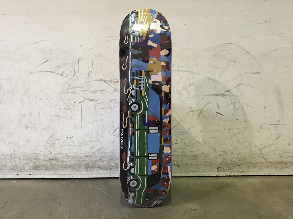 Polar Skateboard 8.25 - Boserio Limo