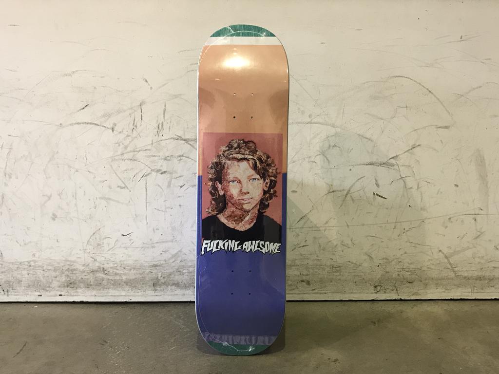 Fucking Awesome Skateboard 8.5 - Dill Felt