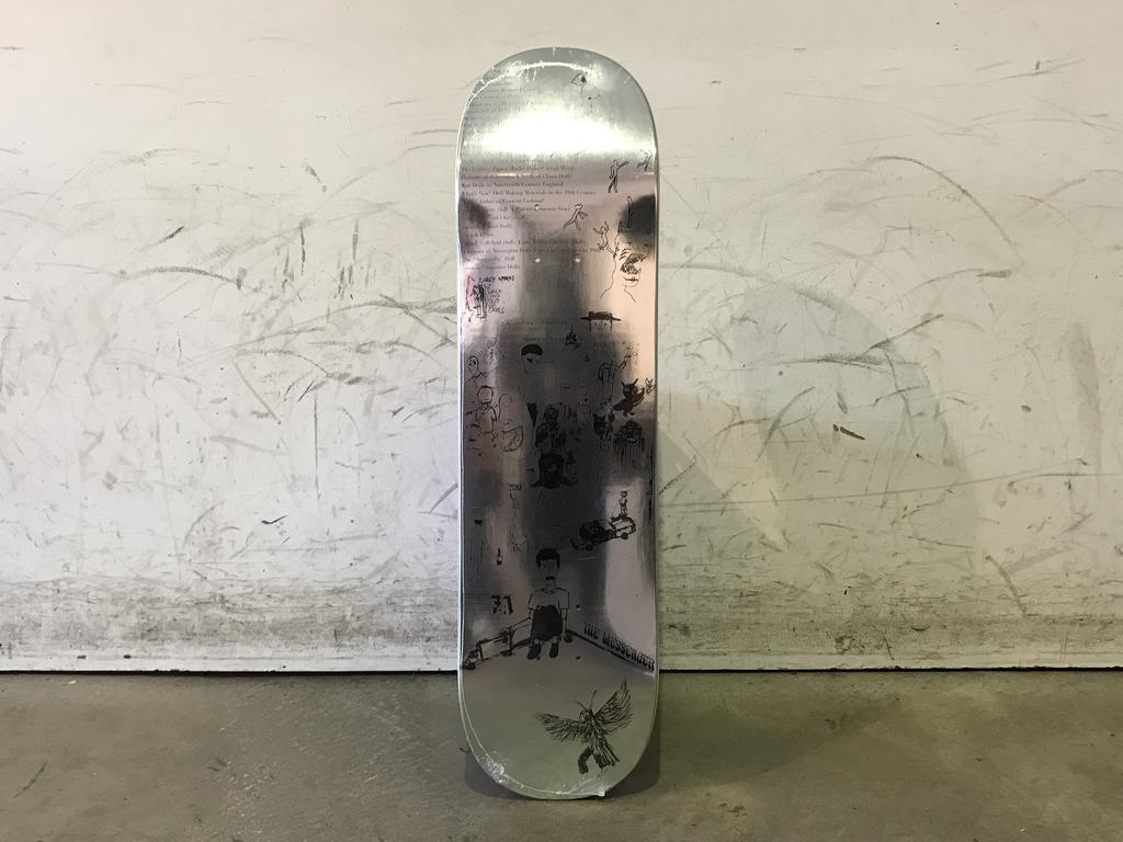 Fucking Awesome Skateboard 8.25 - Drawings 2