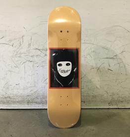 Hockey Skateboard 8.5 - No Face Yellow