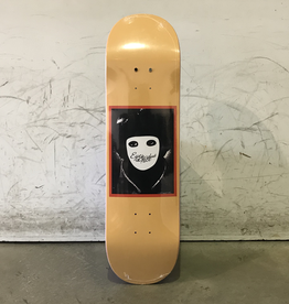 Hockey Skateboard 8.25 - No Face Yellow